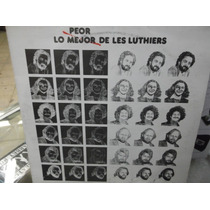 Les Luthiers Lo Peor Mejor Lp