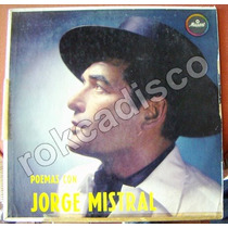 Españoles, Poemas Con Jorge Mistral, Lp 12´, Op4