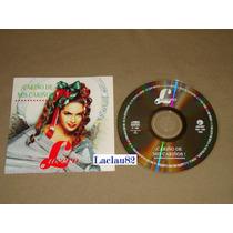 Lucero Cariño De Mis Cariños 1994 Melody Cd Bañado Oro Dorad