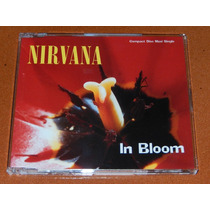 Nirvana In Bloom Cd Single Alemania
