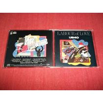 Ub40 - Labour Of Love Cd Imp Ed 1990 Mdisk