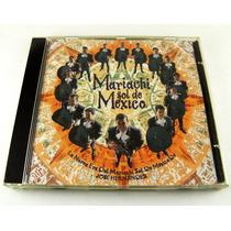 Mariachi Sol De Mexico / De Jose Hernandez Cd Raro Ed 1996