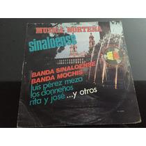 Musica Norteña Sinaloense Lp Ley Muy Buen Estado