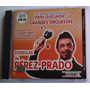 Perez Prado Estrellas De Periodico Novedades Cd Raro 2001