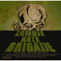 Zombie Hate Brigade - S/t - Cd Death Metal Grindcore Usa