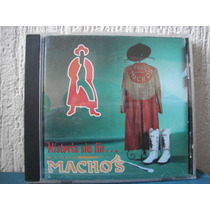 Banda Machos Cd Historia Sin Fin Edic.97