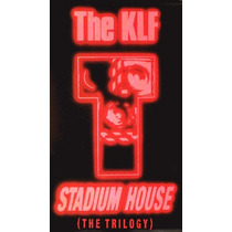 Vhs Pal Original The Klf Stadium House The Trilogy Live 1991
