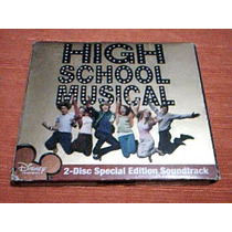 Cd High School Musical - Dos Cd Edicion Especial Soundtrack