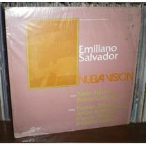 Emiliano Salvador Lp Nueva Vision Trova Cubana Pablo Milanes