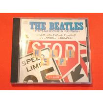 The Beatles Help Cd Album Japones Nuevo Edicion Rara Hm4