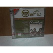 Trio Los Montejo. 100 Años De Musica. 2cd.