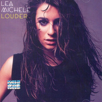 Lea Michele / Louder Cd Con 11 Canciones