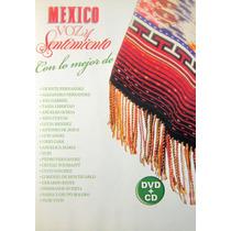 Varios Artistas - México Voz Y Sentimientos Lo Mejor De Dvd