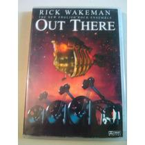 Rick Wakeman Out There Dvd Usado Importado England Yes