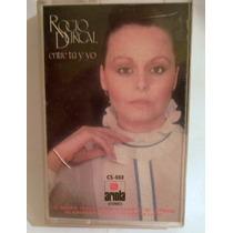 Cassette,rocio Durcal / Entre Tu Y Yo Pmo