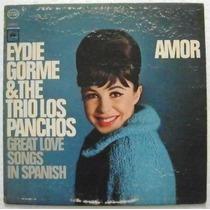Eydie Gorme Y Los Panchos 1 Disco Lp Vinilo