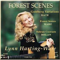 Lynn Harting-ware - Forest Scenes Cd Clasica Guitarra Pm0