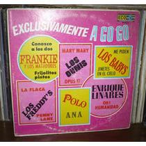 Frankie Y Los Matadores Ovnis Plo Lp Excusivamente A Go Go