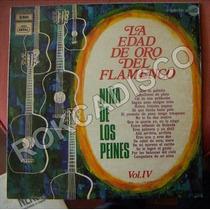 Españoles, Niña De Los Peines, Vol. 4, Lp 12´,