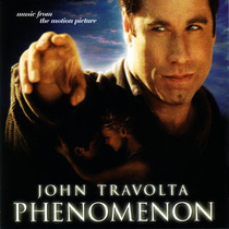 John Travolta Phenomenon Musica De La Película Cd 1996 Usa