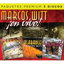 Marcos Witt ( Poderos, Alabadle, Vencio) Música Cristiana