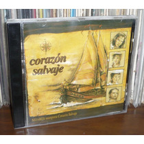 Corazon Salvaje Cd Manuel Mijares