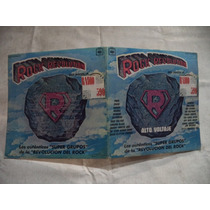 Rock Revolution 1972 Album Doble 2 Lps Mexicano Coleccion
