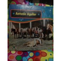 Antonio Aguilar Lp Hasta La Tumba 1975