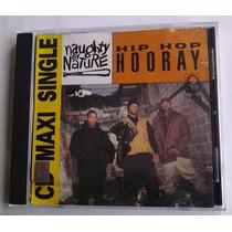 Naughty By Nature Hip Hop Hooray Cd Single Ed 1993 Peerless