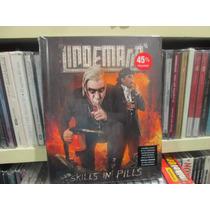 Lindemann - Skills In Pills - Cd Libro Nuevo - Rammstein