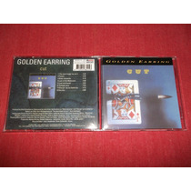 Golden Earring - Cut Cd Holandes Ed 2001 Mdisk