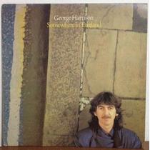 George Harrison, Somewhere In England Lp, Vinyl, Beatles,