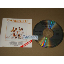 Garibaldi Personalidad Vol 1 - 1994 Columbia Cd