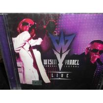 Wisin Y Yandel Tomando Control Live Cd Sellado