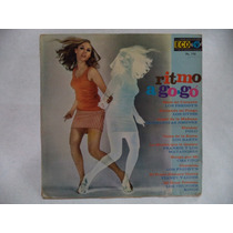 Ritmo A Go-go 1969 Lp Exitos Ovnis, Polo Y Mas Rock And Roll