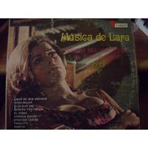 Lp Organo Melodico Musica De Lara Roberto Sasian, Envio Grat