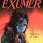 Exumer - Possessed By Fire - Cd Digipack Thrash Metal Aleman