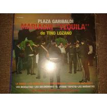 Disco Acetato: Mariachi Tequila De Tino Lozano