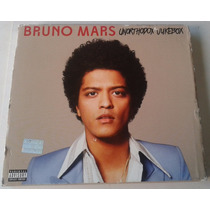 Bruno Mars Unorthodox Jukebox Cd Deluxe Edition Doble Caja