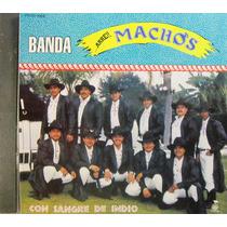 Banda Machos - Con Sangre De Indio Importado De Usa