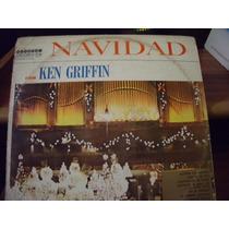 Lp Ken Griffin.. Navidad, Envio Gratis