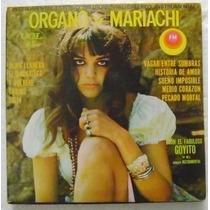 Organo Y Mariachi Vol.11 1 Disco Lp De Vinil