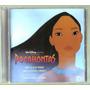 Pocahontas Cd Soundtrack Unica Ed 1995 En Excelente Cond Idd