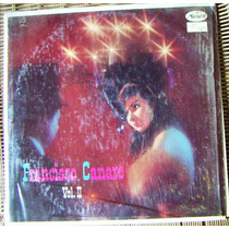 Tango, Francisco Canaro Y Su Orquesta , Vol. 2, Lp 12´ Css