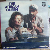 Video Disco Laser 12´, The African Queen, Css