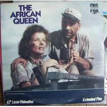 Video Disco Laser 12´, The African Queen, Css