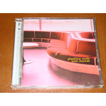 Plastilina Mosh Juan Manuel Cd Gringo Enhanced
