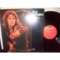 Rory Gallagher Lp Sinner...and Saint, 1975 Vbf