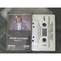 Audio Casete Richard Clayderman, Concierto Vol.2