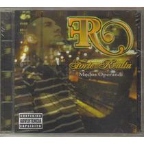 Forte Realta - Modus Operandi ( Hip Hop Rap Mexicano) Cd